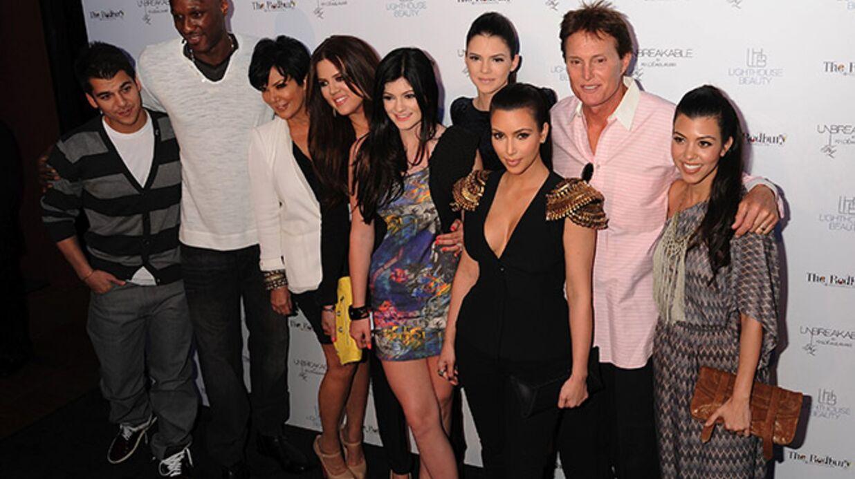 Le beau-père de Kim Kardashian atteint d'un cancer de la peau
