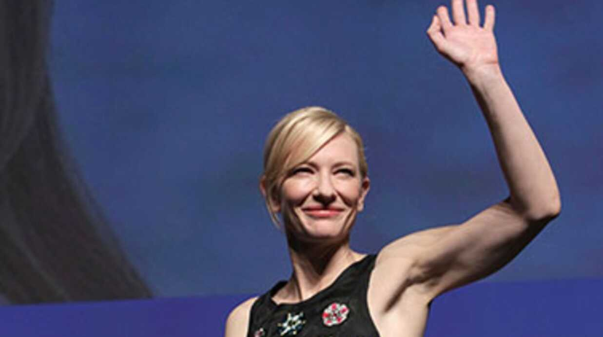 L'ac­trice Cate Blan­chett devient réali­sa­trice