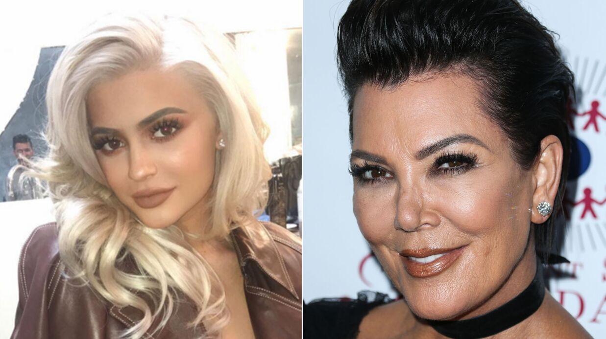 Kris Jenner a fait le cadeau le plus ABSURDE du monde à sa fille Kylie
