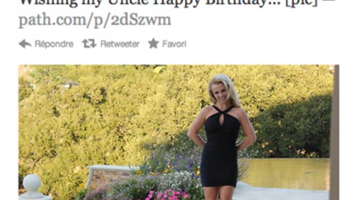 Britney Spears en bikini: la photo qu'elle a postée date de 4 ans