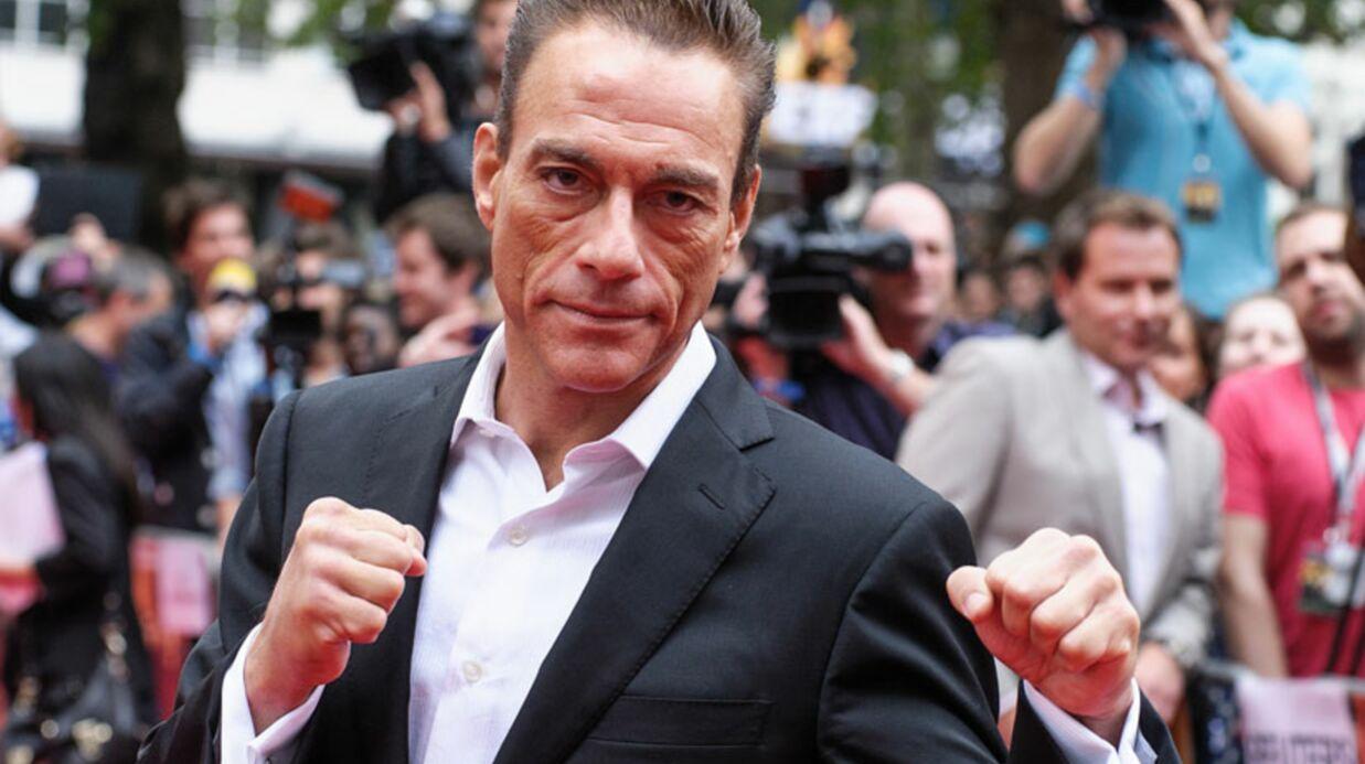 Jean-Claude Van Damme en plein délire lorsqu'il évoque ses rôles de méchant