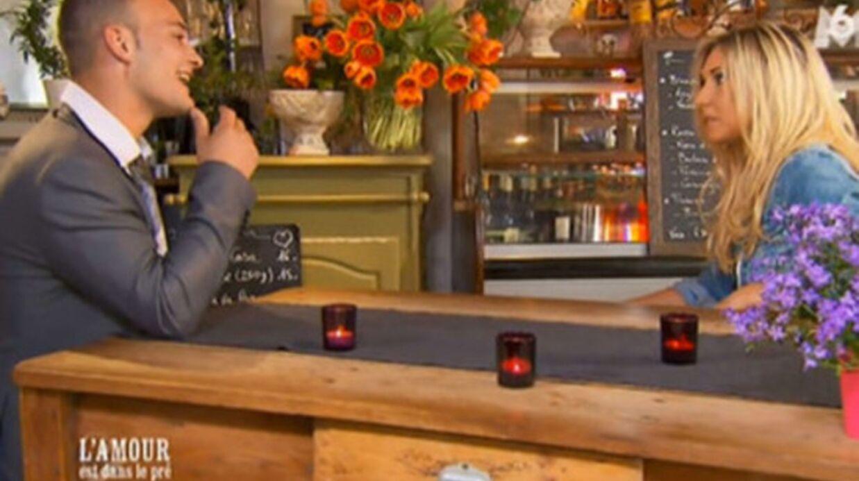 Après L'amour est dans le pré, Justine dans Les Anges de la téléréalité?
