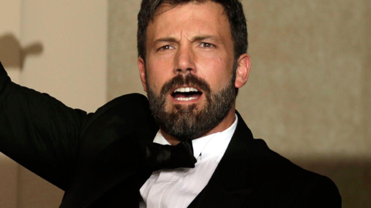 Ben Affleck va jouer Batman au cinéma (ce n'est pas une blague)