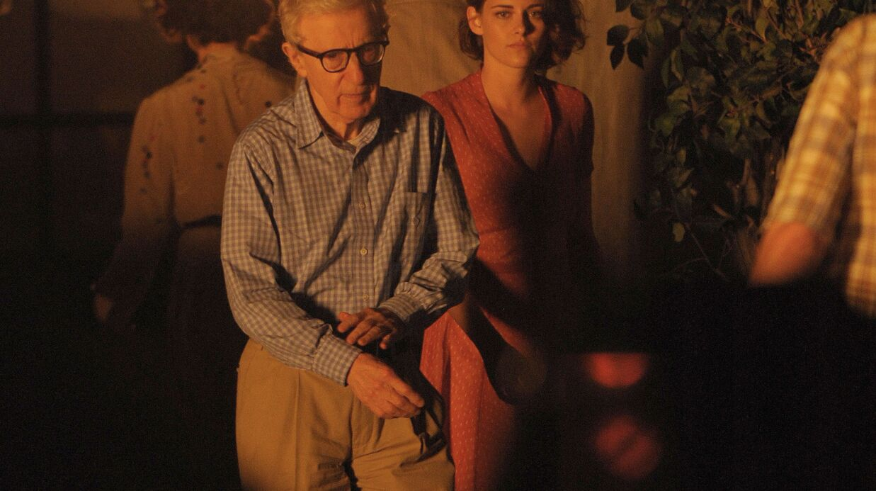 PHOTOS Kristen Stewart: en mode babydoll pour Woody Allen