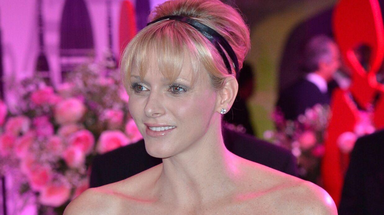 LOOK Charlène de Monaco change de style capillaire