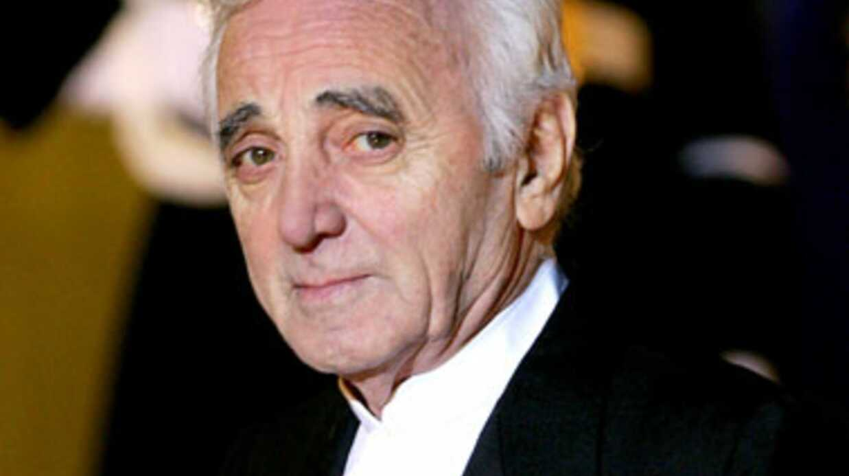 Charles Aznavour a annulé ses concerts à NY à cause de son producteur