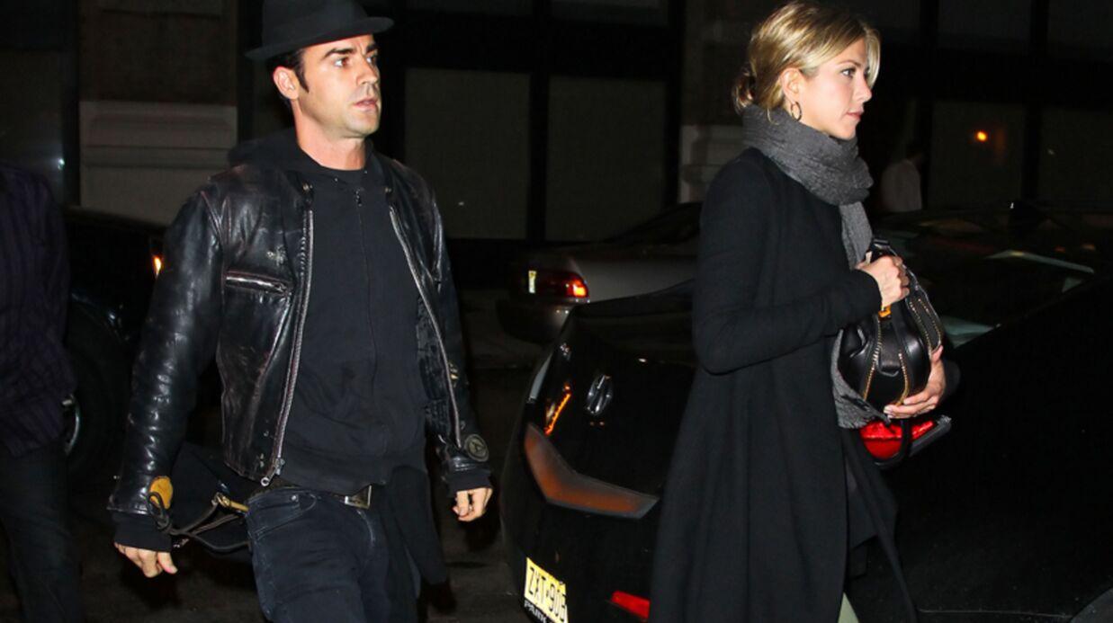 Jennifer Aniston se marierait avec Justin Theroux cet été