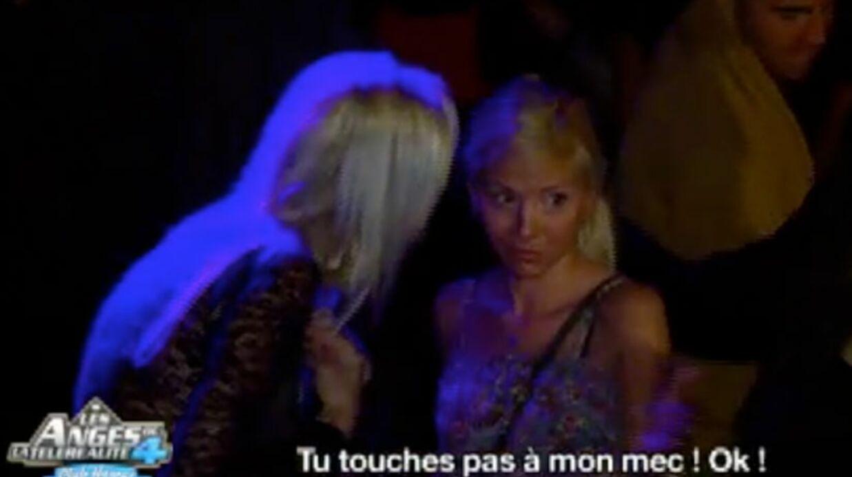 Les anges de la téléréalité 4: Sofiane et Julia, les premiers baisers