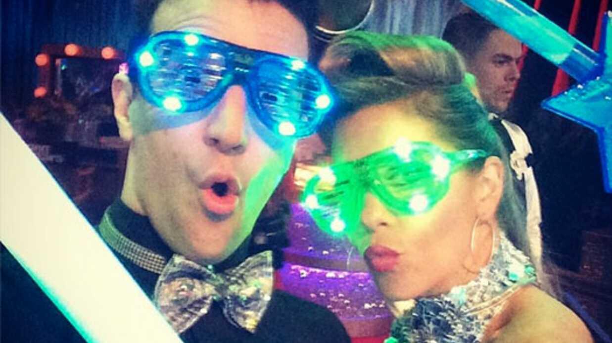 La fête à la maison: DJ et Kimmy réunies dans les coulisses de Danse avec les stars