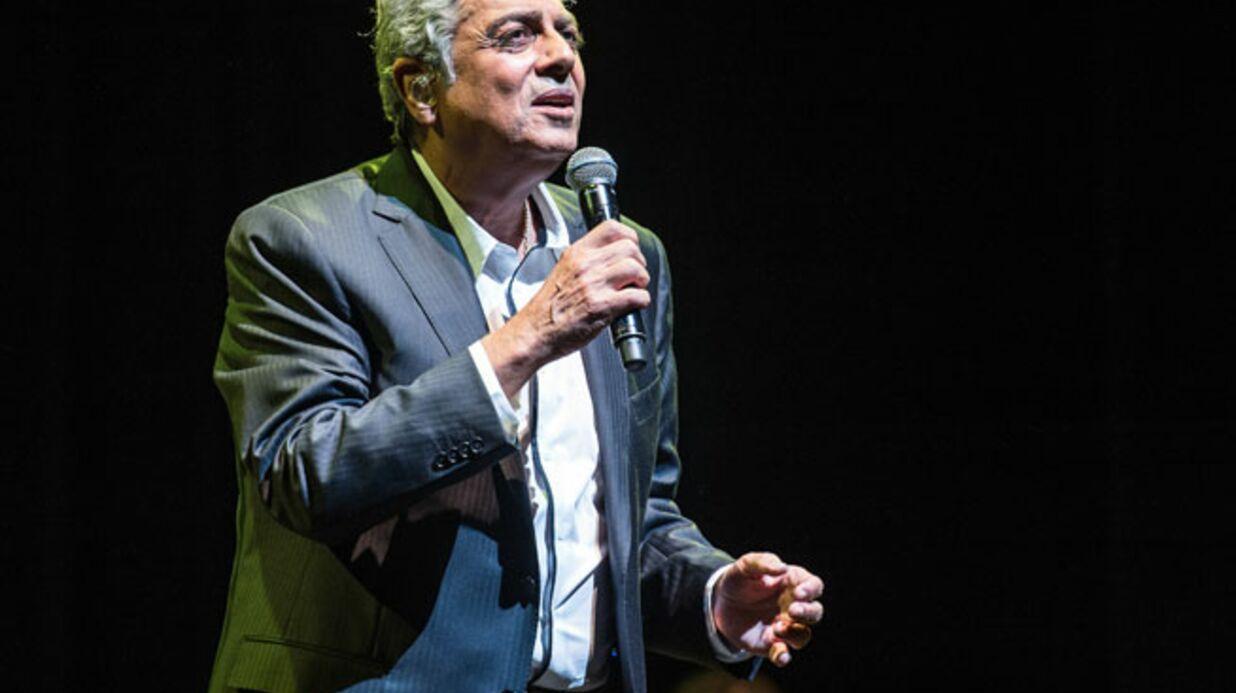 Enrico Macias furieux contre François Hollande et sa maladresse sur l'Algérie