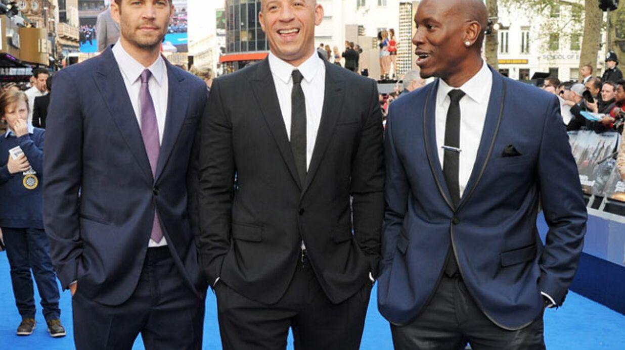 «Fast and Furious 7» arrivera en salles en avril 2015