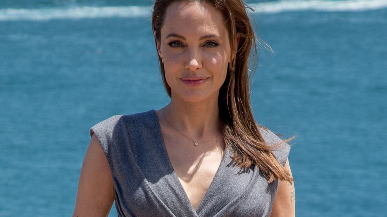 Pour Angelina Jolie, être mariée et mère «est un boulot difficile»