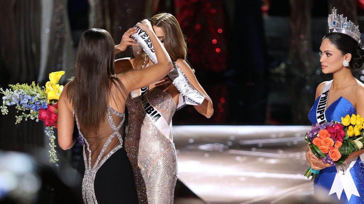 Miss Colombie s'exprime pour la première fois sur sa fausse et brève victoire à Miss Univers