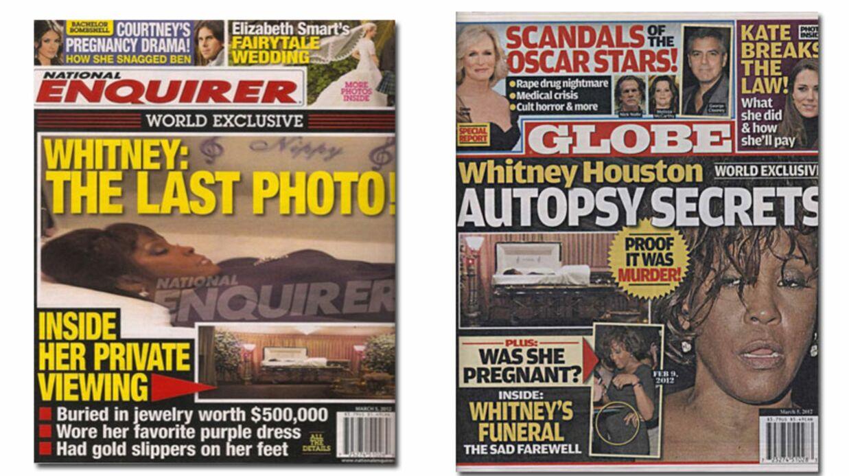 En direct des US: les fans de Whitney sont choqués…