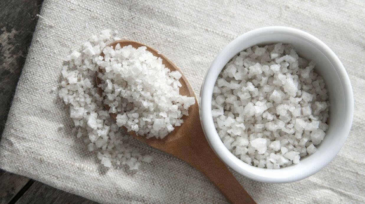 Le sel, un ingrédient beauté insoupçonné