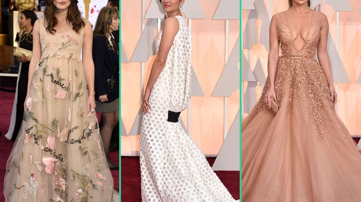 PHOTOS Marion Cotillard, Keira Knight­ley… superbe tapis rouge aux Oscars 2015