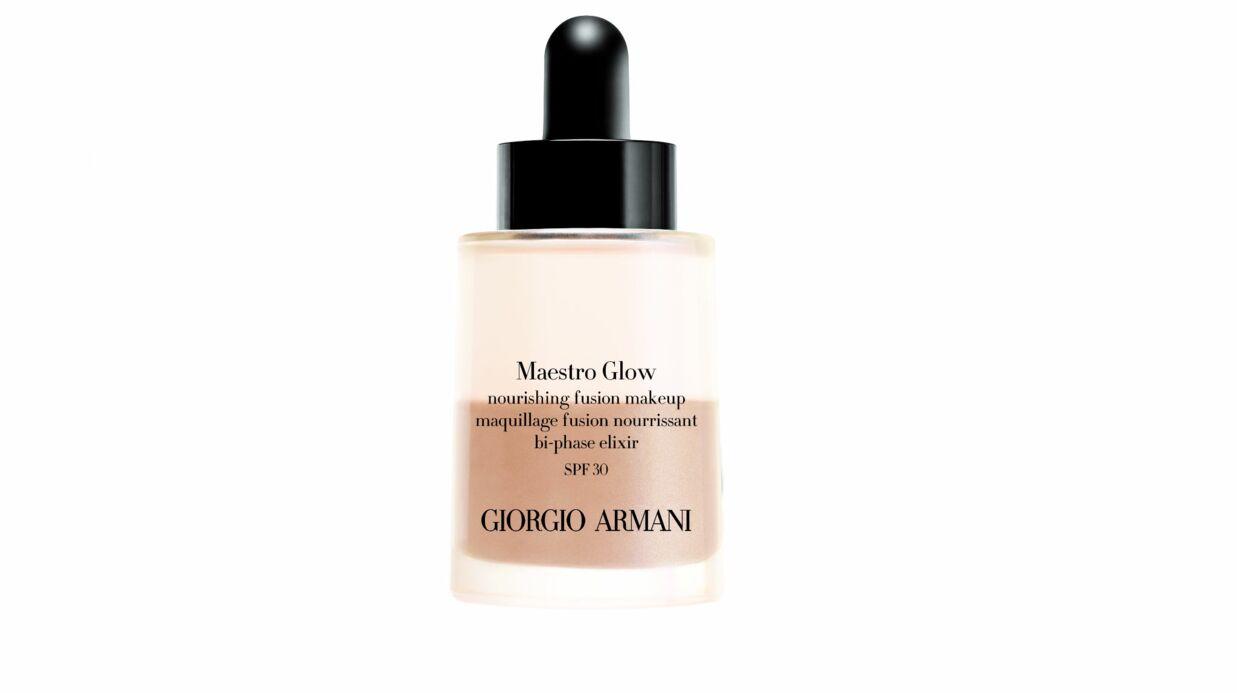 Giorgio Armani Maestro Glow, le nouveau fond de teint