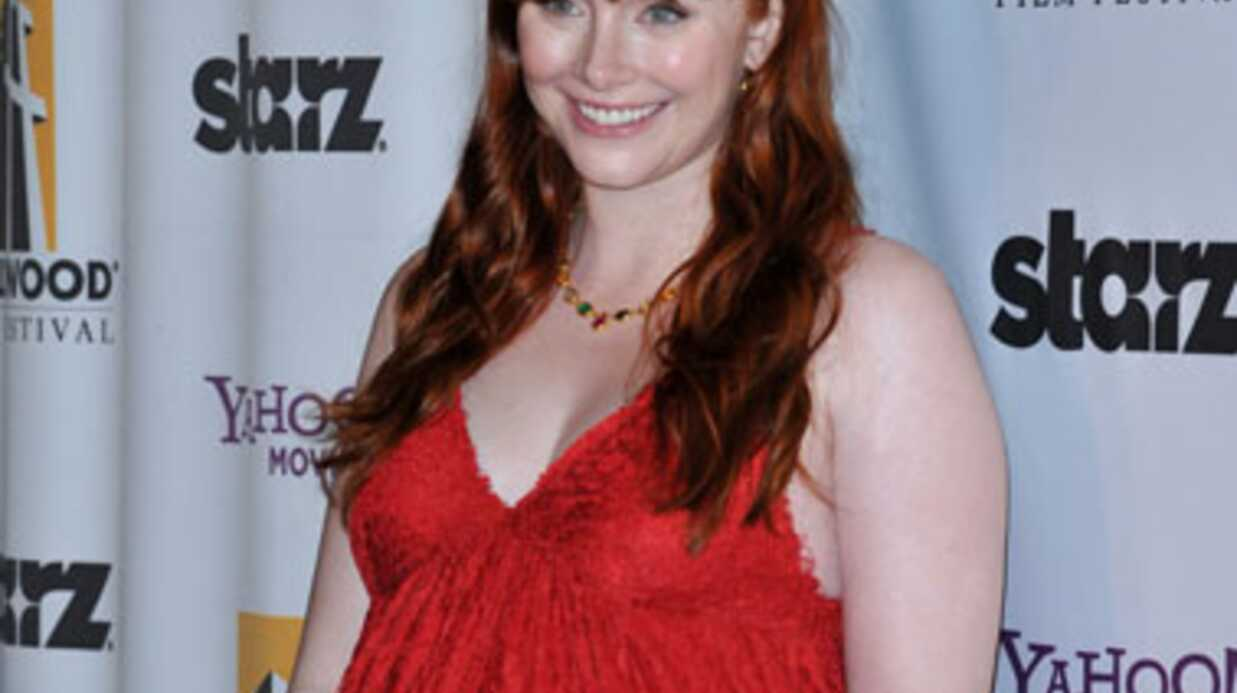 Bryce Dallas Howard (Twilight) a accou­ché d'une petite fille