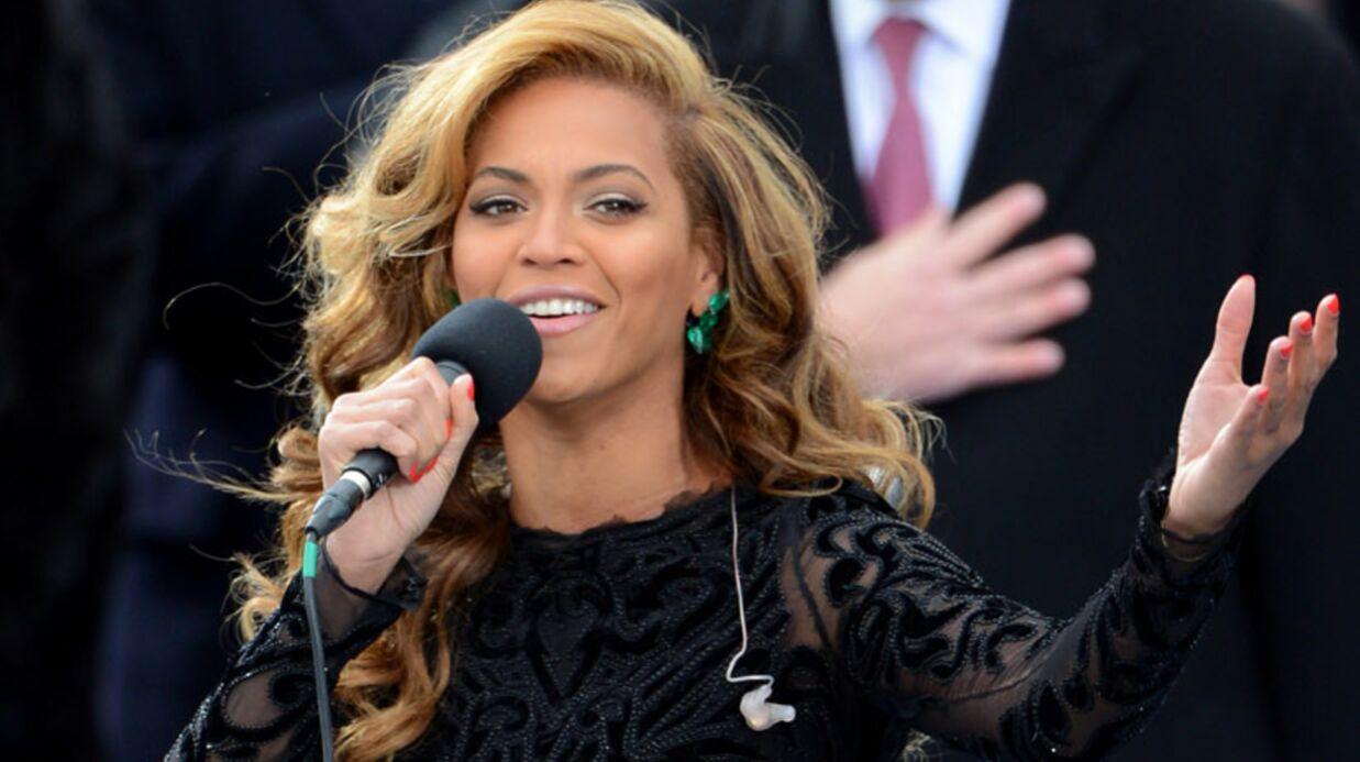 Beyoncé aurait chanté en playback à l'investiture de Barack Obama
