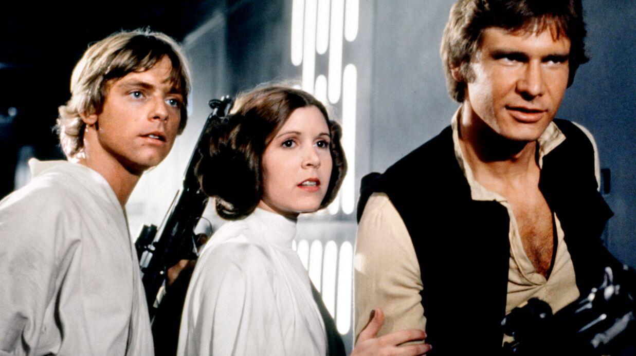 Star Wars 7: Carrie Fisher, la princesse Leia, confirme son retour