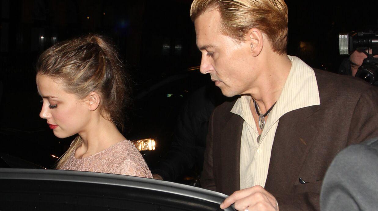 Vanessa Paradis «souhaite le meilleur» à Johnny Depp