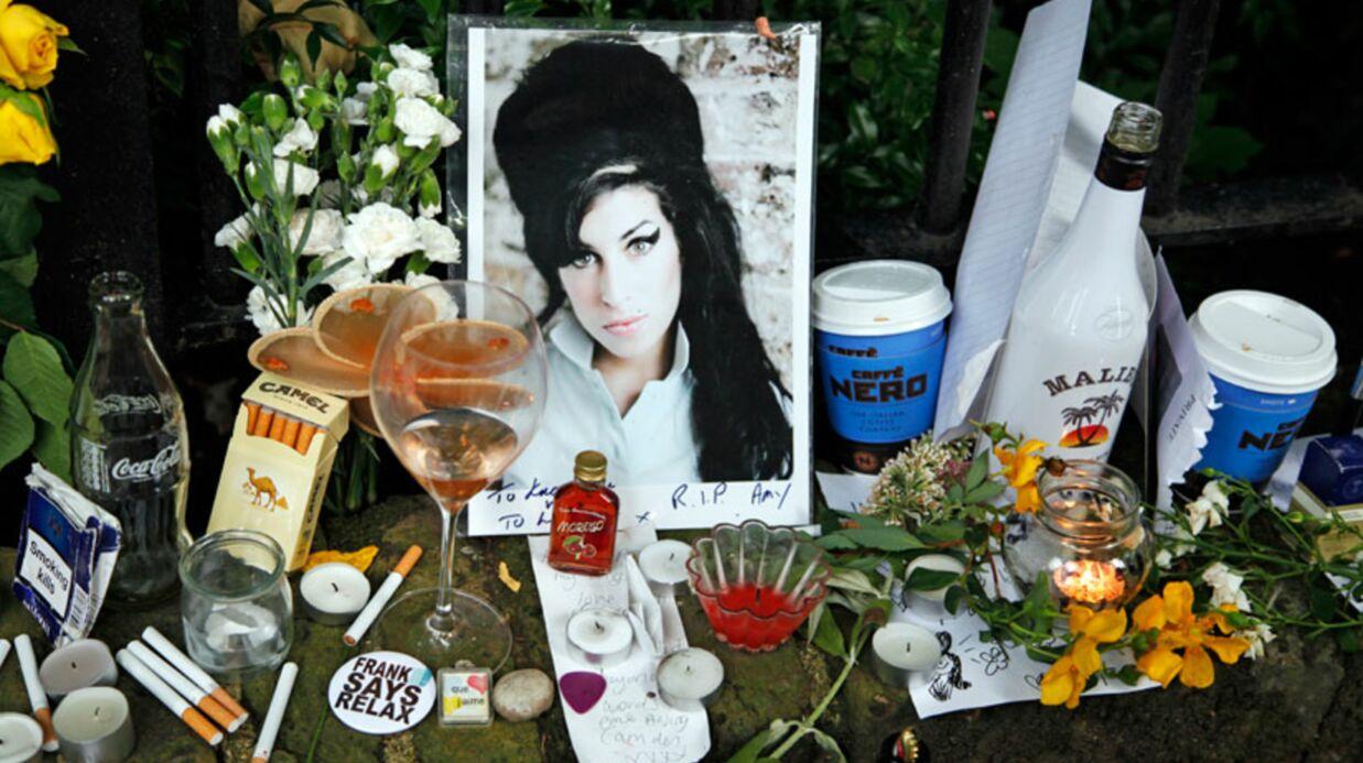Amy Winehouse, un an après: la cash machine?