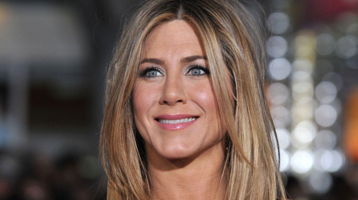 Tomer Sisley en tournage avec Jennifer Aniston