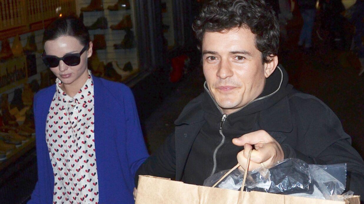 Rumeurs de séparation pour Orlando Bloom et Miranda Kerr