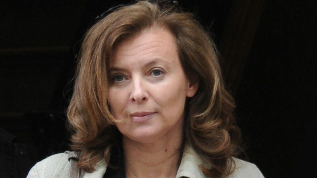 Valérie Trierweiler: les tweets qu'elle veut voir disparaître