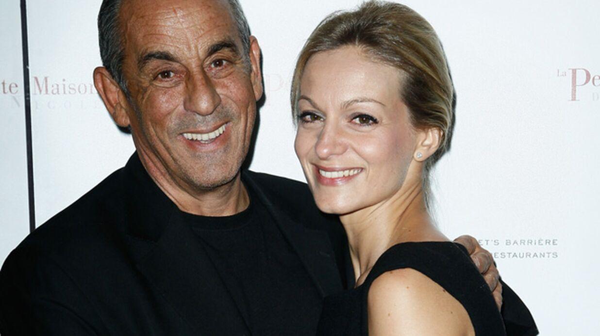 Thierry Ardisson va épouser sa compagne Audrey Crespo-Mara
