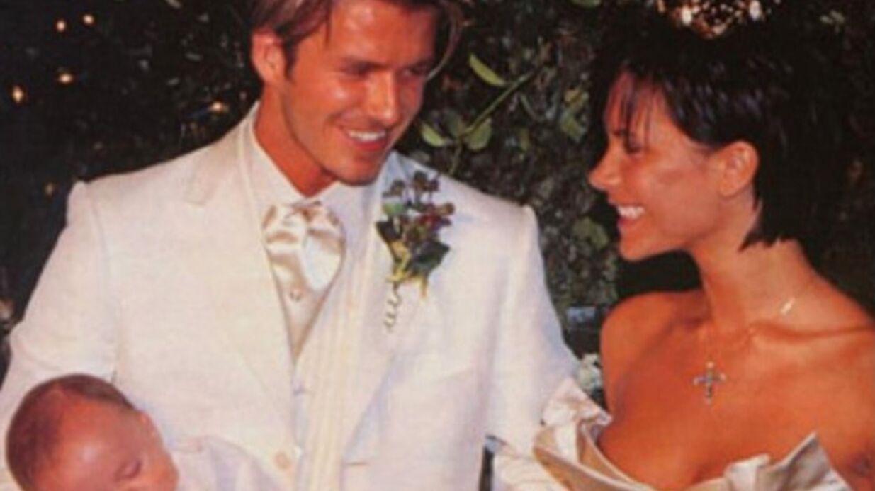 PHOTO David Beckham: un nouveau tatouage, hommage à son mariage avec Victoria