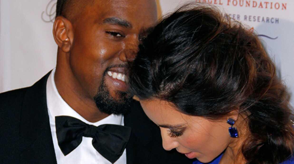 Après le bébé, Kanye West demande Kim Kardashian en mariage