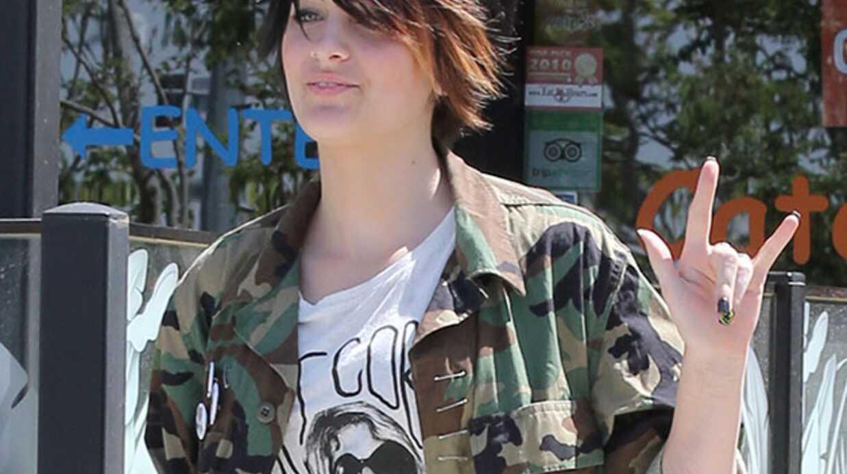 La fille de Michael Jackson internée après sa tentative de suicide?