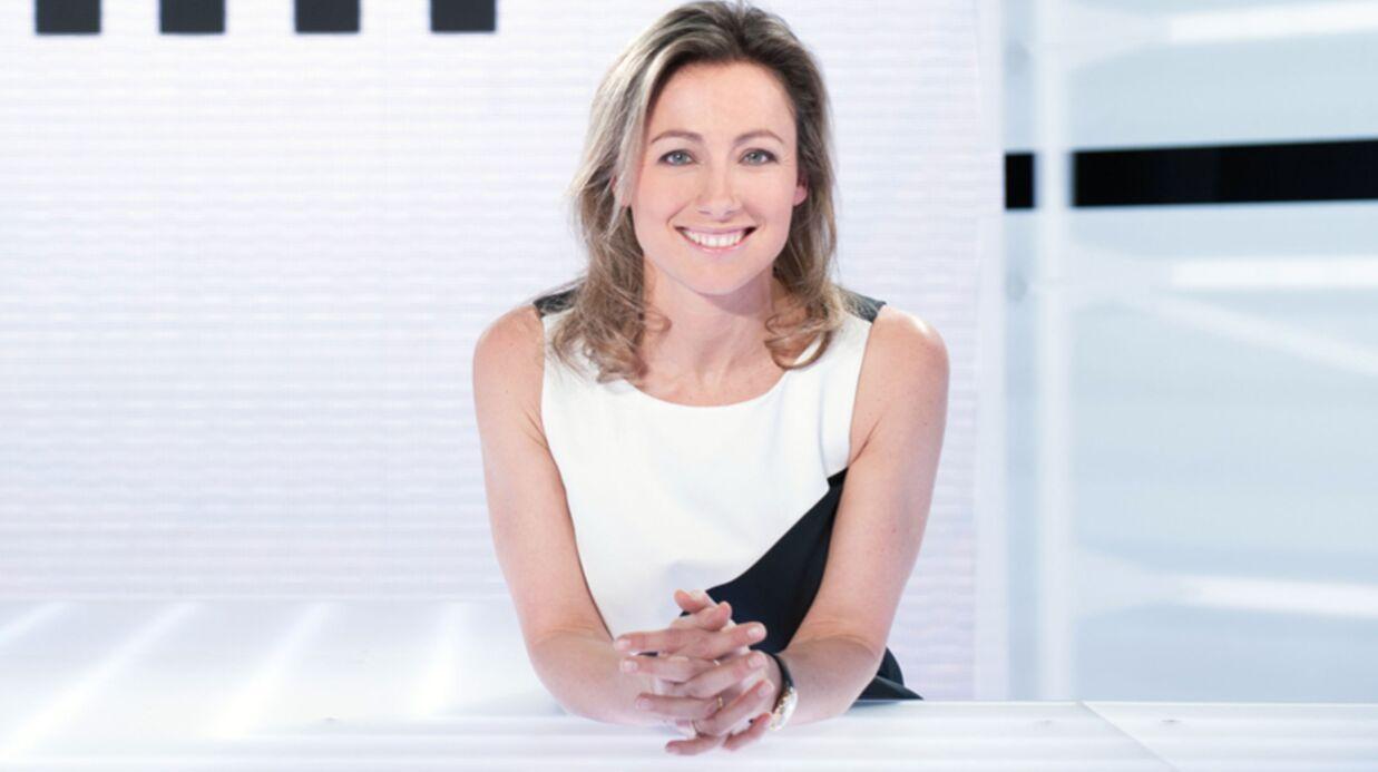 Alessandra Sublet est «heureuse» qu'Anne-Sophie Lapix reprenne C à vous