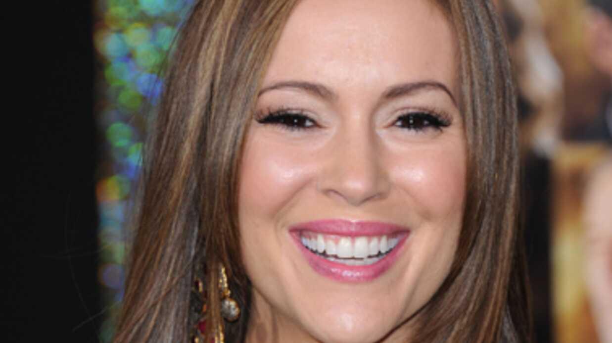 Alyssa Milano (Charmed) de retour dans une série télé