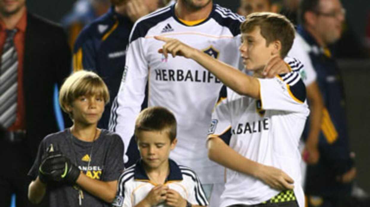 Justin Bieber confond Roméo Beckham et Pax Jolie-Pitt