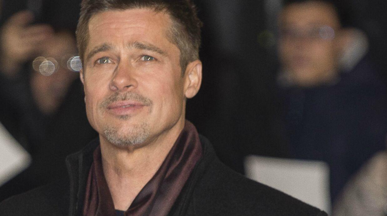 Apaisé, Brad Pitt n'est pas du tout pressé de retrouver l'amour