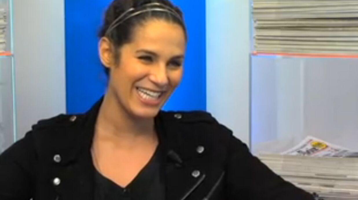 Elisa Tovati attend un garçon pour février 2012