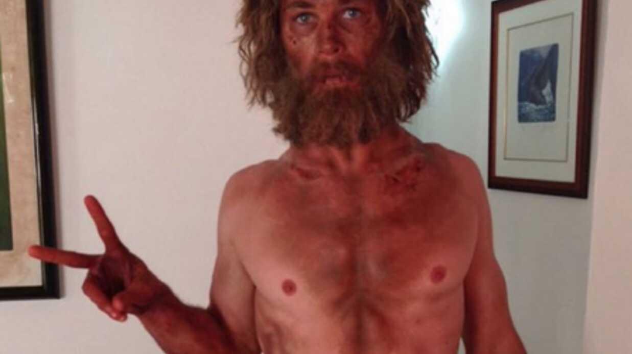 PHOTO Chris Hemsworth: son impressionnante perte de poids (et de muscles) pour son prochain film