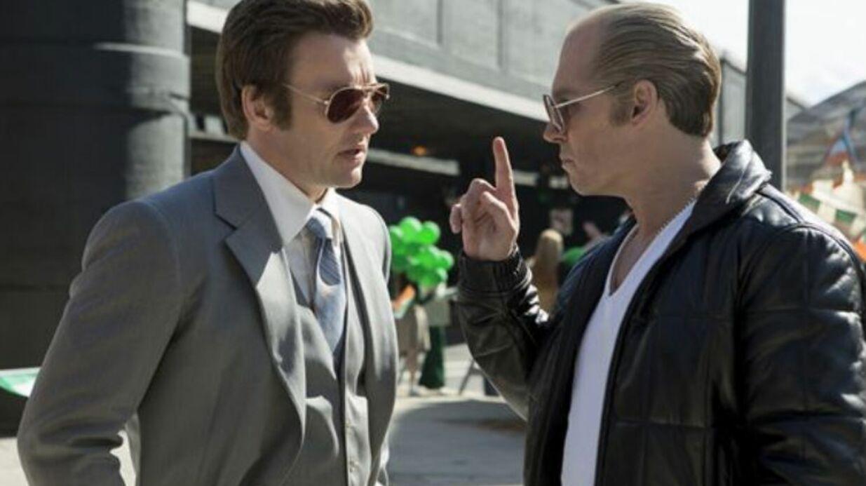 C'est vu: Strictly criminal, le polar qui signe le retour de Johnny Depp