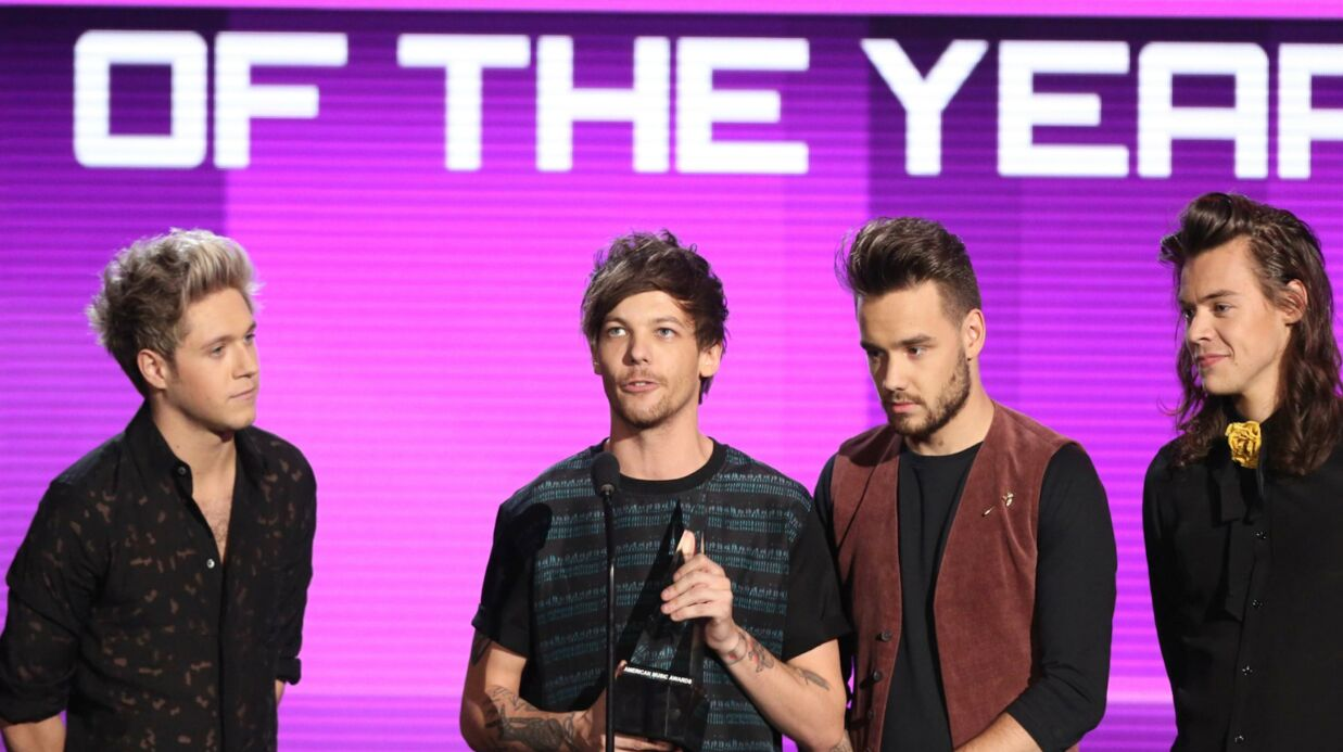 American Music Awards 2015: le palmarès complet