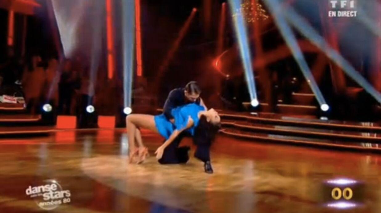 Danse avec les stars: Valérie Bègue éliminée face à Candeloro