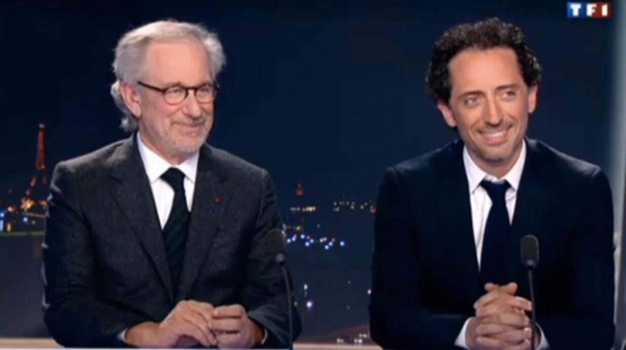 Gad Elmaleh, «un acteur remarquable» selon Steven Spielberg