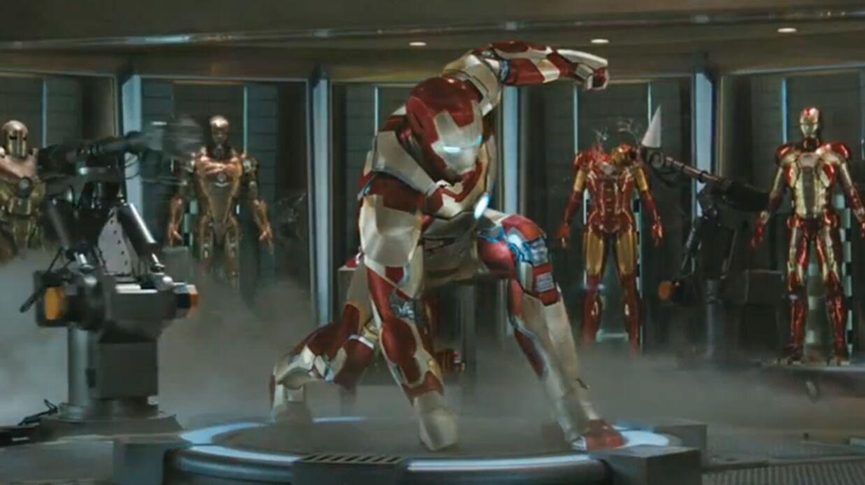 VIDEO La première bande-annonce d'Iron Man 3