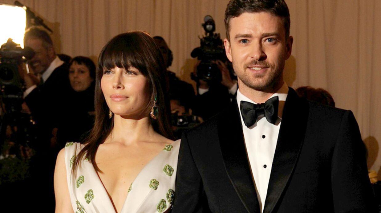 Justin Timberlake et Jessica Biel vendent leurs photos de mariage 300 000$