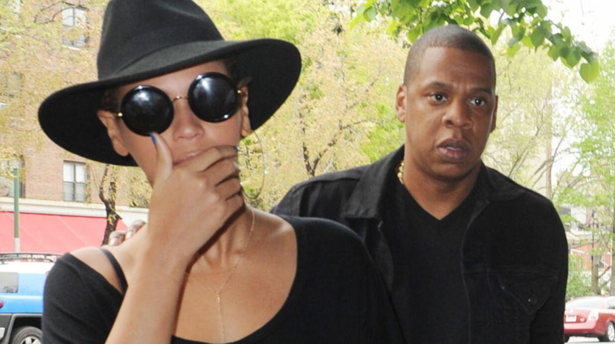Beyoncé et Jay-Z ne peuvent pas protéger «Blue Ivy»