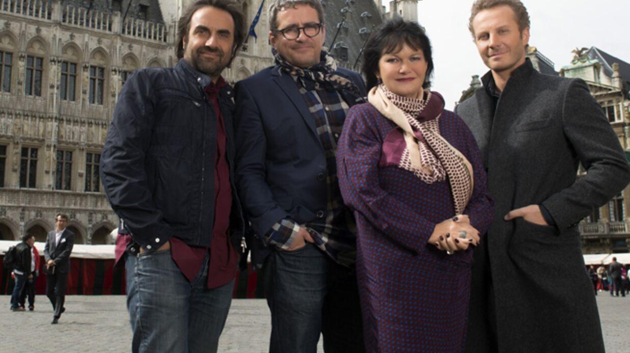 Maurane déçue par le manque de camaraderie de Sinclair et André Manoukian