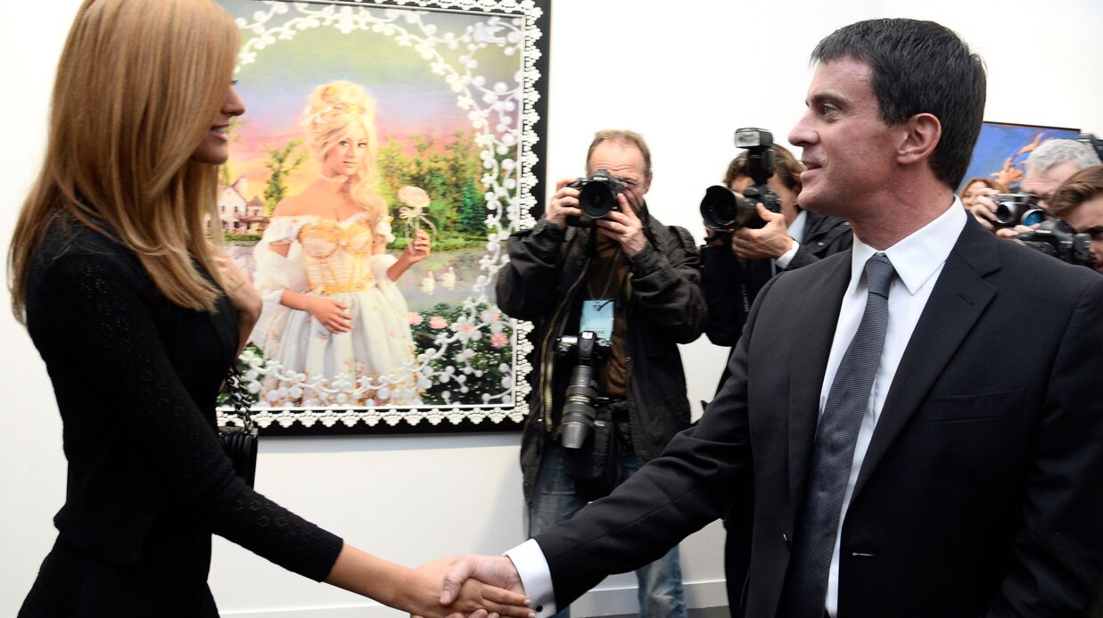 PHOTOS Zahia Dehar et Manuel Valls : la rencontre improbable