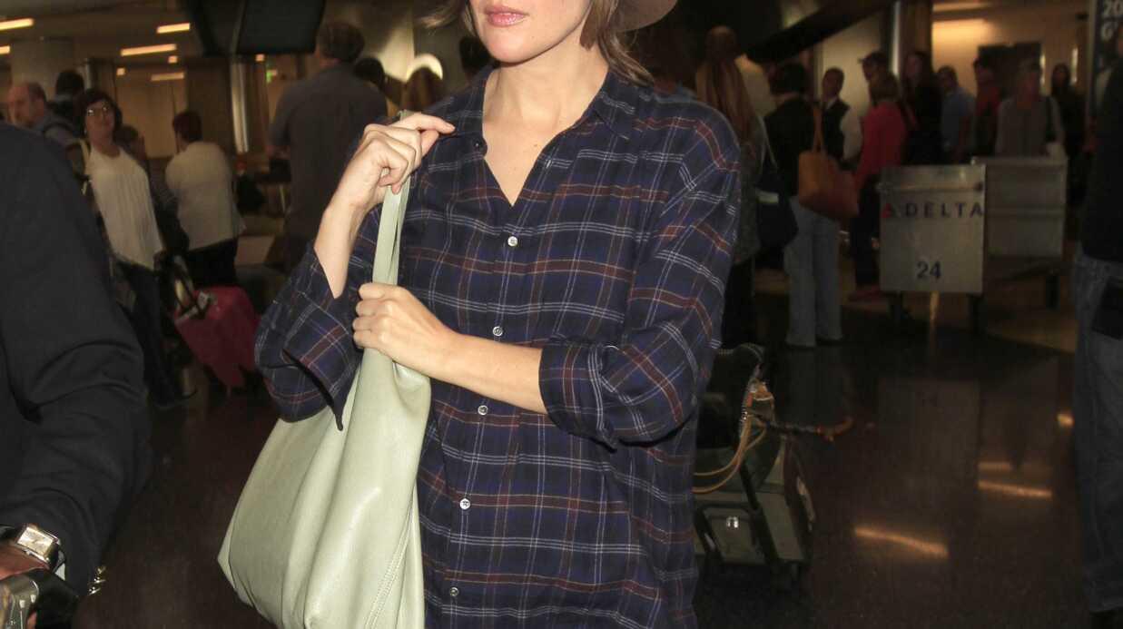 PHOTOS  L'actrice Rose Byrne (Damages) est enceinte