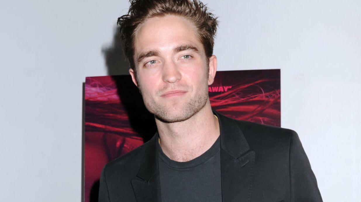Robert Pattinson: «Si je n'étais pas célèbre, je serais un gros tas»